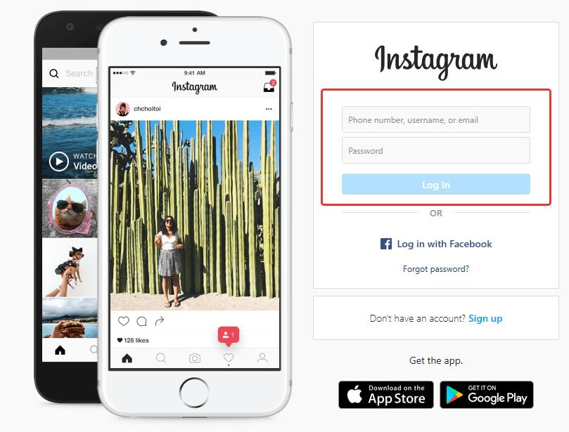 Все способы, как войти в свой Инстаграм аккаунт