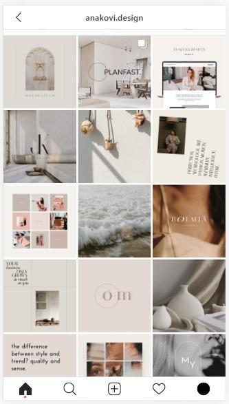 Как разделить фотографию для Instagram на несколько равных частей?