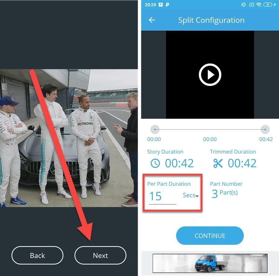 Как выложить в Instagram видео, которое длится больше минуты