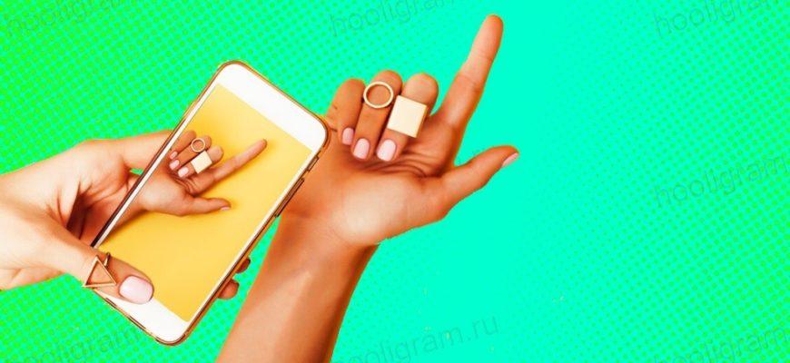 Как фотографировать ногти для Инстаграм