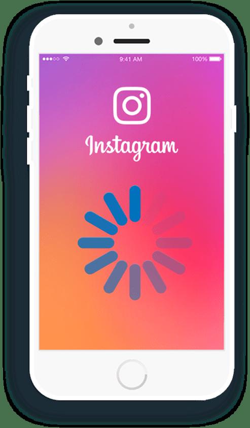 Приложение Instagram постоянно закрывается. Как решить проблему